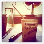 the love affair with liberte continues...
